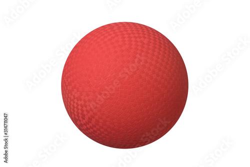 Obraz na plátně Dodge ball