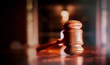 Gavel On Desk - Legal Law Symb...