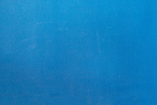 Blue Wall Stucco Texture As Background