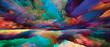 canvas print picture - Investigation on Inner Spectrum