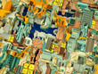 canvas print picture Abstract Motherboard