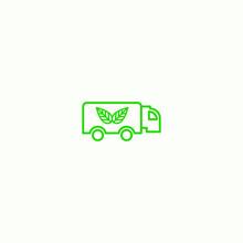 Ecological Transport Trash Can...
