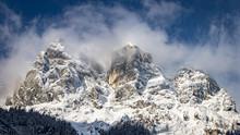 Mountains Winter Snow Alps Bavaria