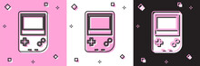 Set Portable Video Game Consol...