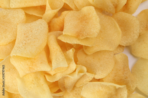 Arrowhead root arrowroot chips traditional for Chinese new year Wallpaper Mural