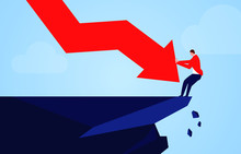 Falling Arrow Pushes Businessm...