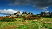 Timelapse Hound Tor Dartmoor N...