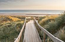 Ynyslas Beach, Ceredigion, Wales.