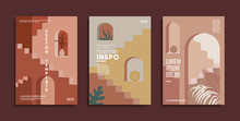 Minimal Geometric Covers. Stai...