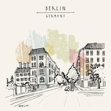Berlin, Germany, Europe. Freeh...