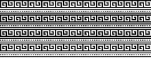 Seamless Pattern,  Ancient Ethnic Pattern