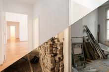 Flat Renovation, Apartment Be...