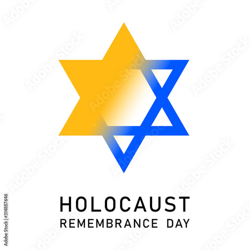 Holocaust Remembrance Day Canvas Print
