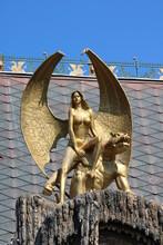 Golden Gargoyle