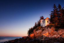 Bass Harbor Head Lighthouse At...