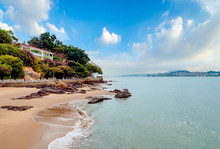 The Scenery Of Gulangyu In Xia...