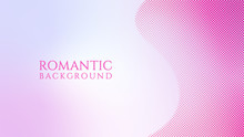 Halftone Background Design Tem...