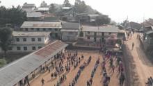 School Children In Rural Nepal...