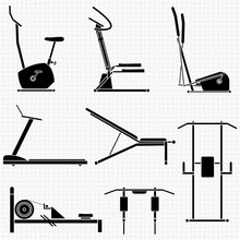 Equipment For Gym And Fitness ...