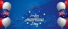 Happy Australia Day With Ballo...