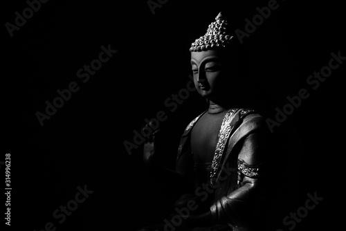 Fotografia Lord Buddha, Pioneer or founder of Buddhism