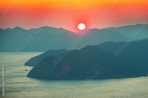 obraz lub plakat Turkey coast