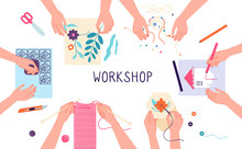 Handmade Workshop. Craft Diy K...