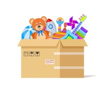 Toy Box. Donate Toys, Charity ...