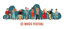 Music Festival. International ...
