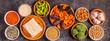 canvas print picture - Estrogen-Rich Foods, Menopause Diet.