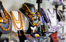 Amber Necklaces, Earrings And ...