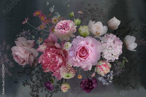 vintage-kwiaty-ogrodowe-i-dekoracyjne