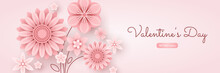 Horizontal Valentine's Day Gre...