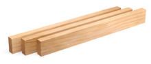 New Wooden Beams.