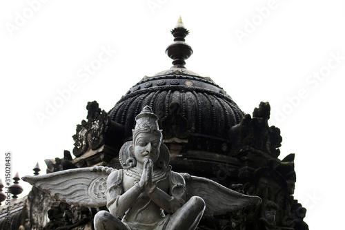 Obraz na plátně monumental tower Sthalasayana Perumal Temple at Mahabalipuram