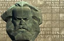 Karl Marx Monument Chemnitz