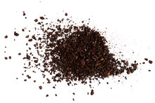 Dark Ground Coffee Bean Burn C...