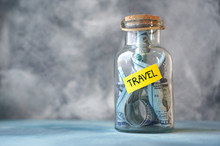 Travel. Money For Travel Conce...