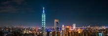 Cityscape Scene, Taipei 101 To...
