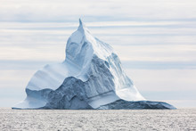 Majestic Iceberg Formation On ...