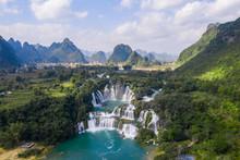 Massive Hidden Waterfall Surro...