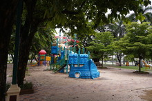 The Public Park Is A Place Of Government, Local Administrative Unit. Make It A Recreation Place For People In Various Communities And Cities.
