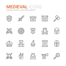 Collection Of Medieval Related...