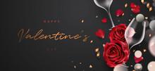 Elegant Premium Valentine's Da...