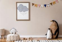Stylish Scandinavian Kid Room ...
