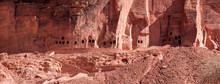 The Lion Tombs Of Dedan At Ancient Oasis of Al Ula, Saudi Arabia