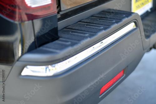 Fotografie, Obraz  Truck Bumper