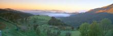 Sunrise Across San Fernando Va...