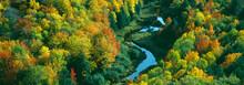 Autumn Color At Porcupine Stat...