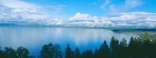 South Lake Tahoe In Winter, Ca...